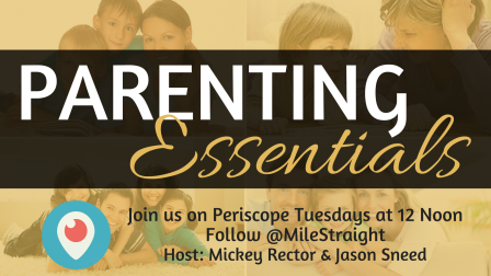 Parenting Essentials - Jason's Blog