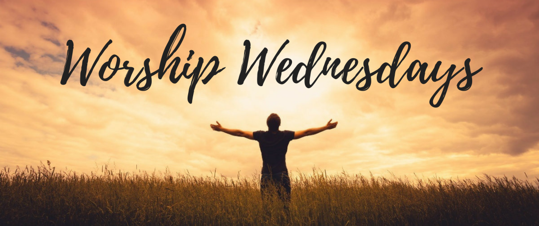 Worship Wednesdays Banner